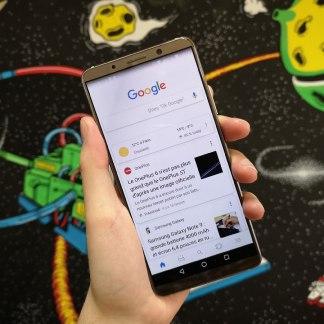 L'application Google s'apprête à changer de visage pour le Material Design 2