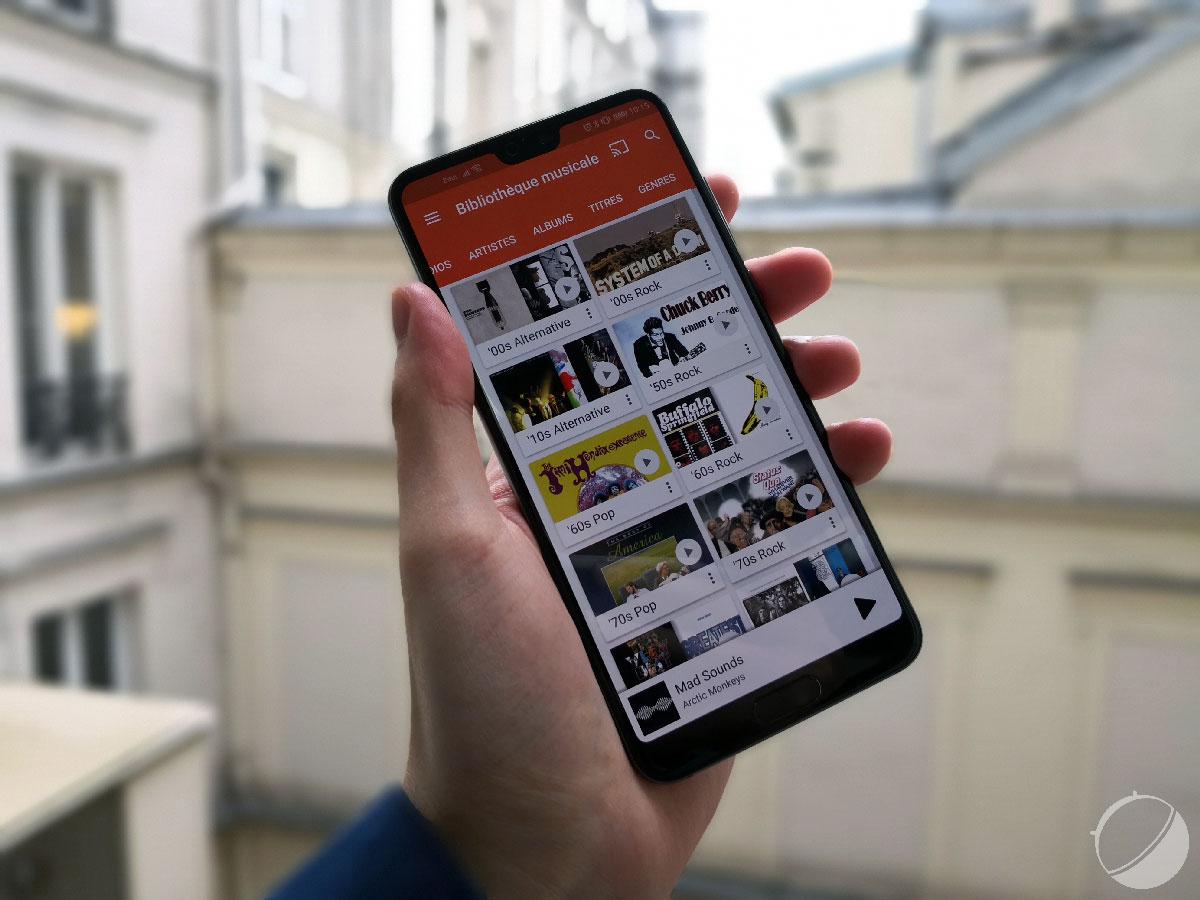 Google Play Musique pourrait être tué et remplacé par YouTube Remix