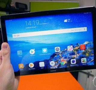 Test de la Huawei MediaPad M5 10,8 : sa plus grande faiblesse, c'est Android