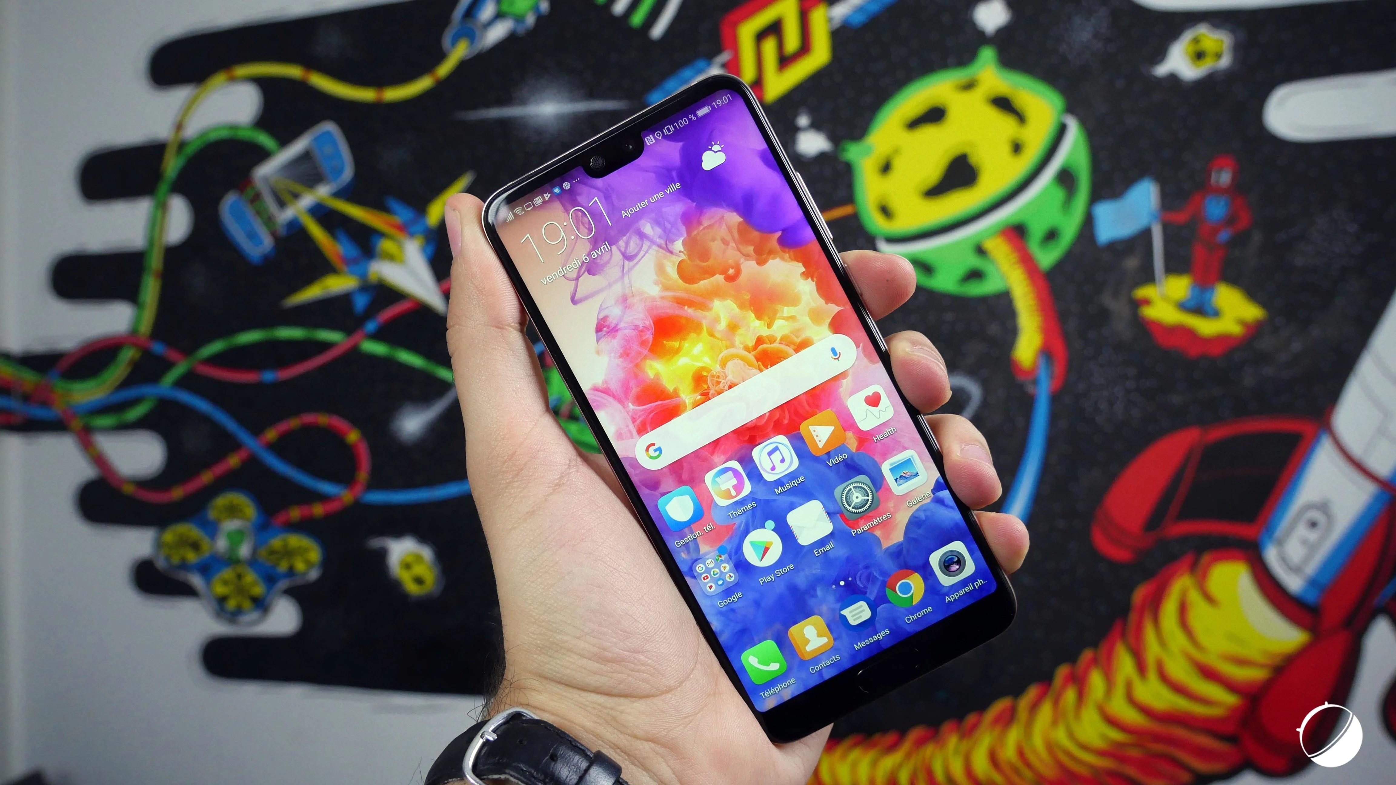 🔥 French Days : le Huawei P20 est disponible pour 549 euros chez Darty et Fnac au lieu de 649