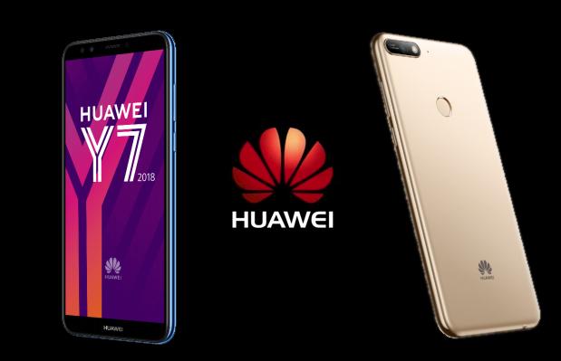 Huawei Y6 et Y7 (2018) officialisés : l'entrée de gamme s'étoffe