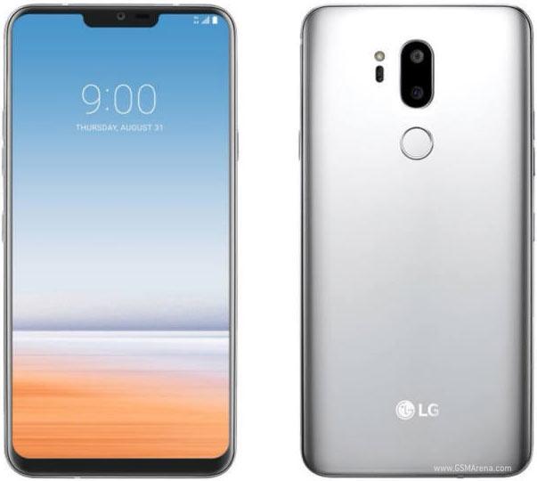 LG G7 ThinQ : nouveau nom et nouvelles images
