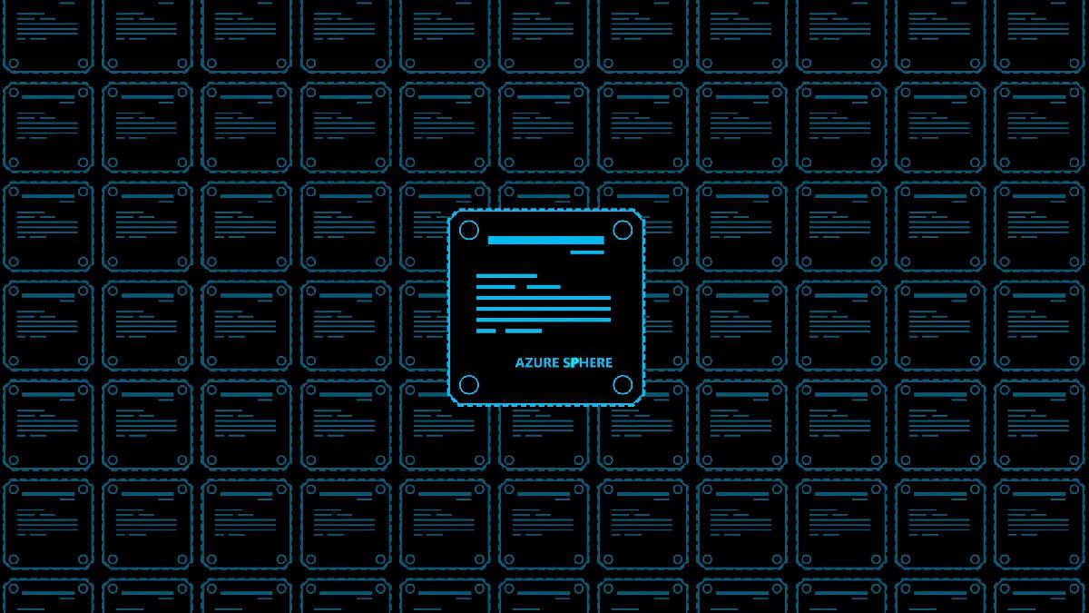 Microsoft dévoile son nouvel OS utilisant le noyau Linux : Azure Sphere