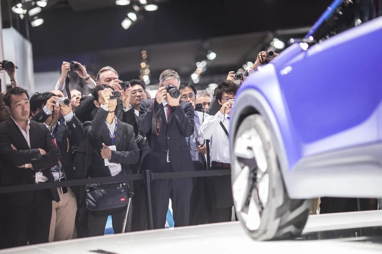 Tech et mobilité s'invitent au Mondial de l'Auto