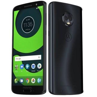 Moto G6, G6 Plus et G6 Play : les trois smartphones officialisés