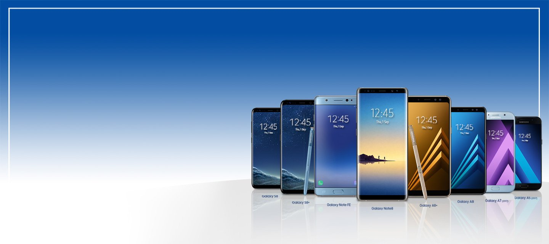 Promotions Samsung : Galaxy S9 à 615 euros, Note 8 à 605 euros et Galaxy S8 à 479 euros