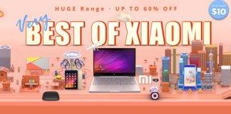 Xiaomi, OnePlus, DJI : tous les meilleurs bons plans, codes promos et coupons sur GearBest