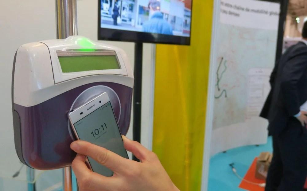 Paris : dès cet été, un smartphone Android sera suffisant pour voyager dans les métros, bus et RER