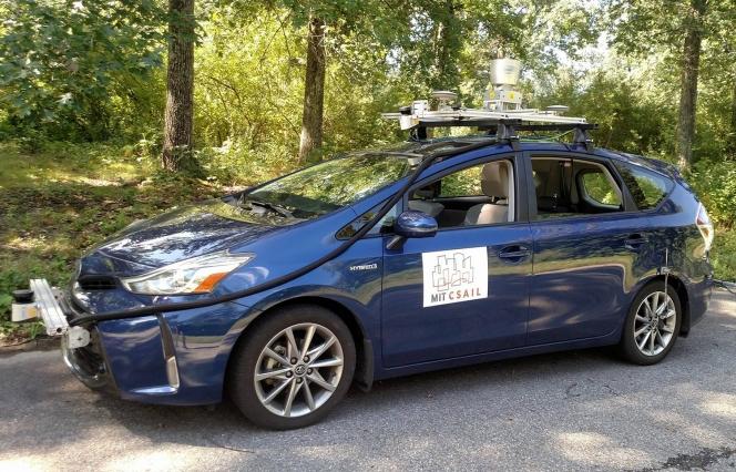 Maplite : une voiture autonome qui n'a pas besoin de cartes pour rouler toute seule