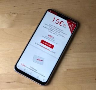 Free Mobile : forte hausse de la qualité du réseau en 2019, mais des efforts restent à faire