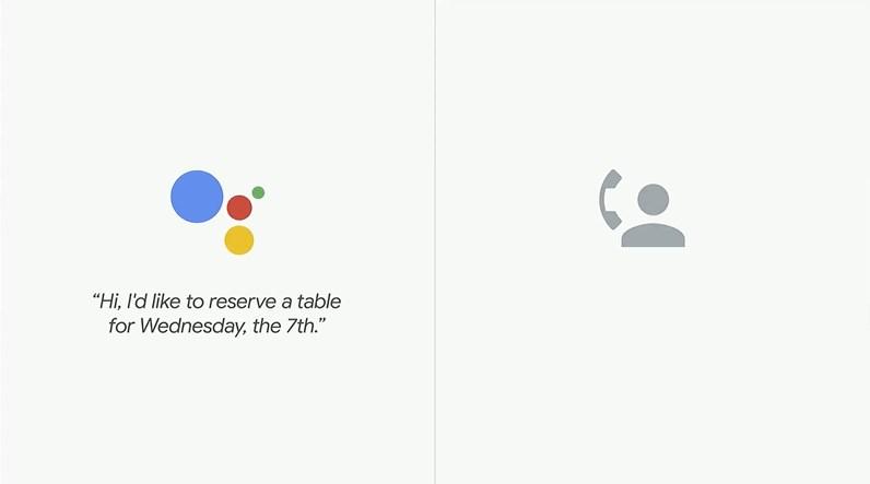 Google Duplex : plus besoin d'appeler votre coiffeur, Assistant le fait pour vous – I/O 2018