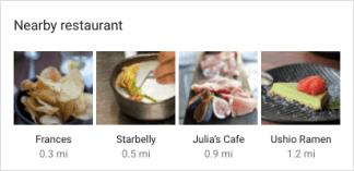 Android P : avec les Slices, nos applications s'intègrent à l'écosystème Google