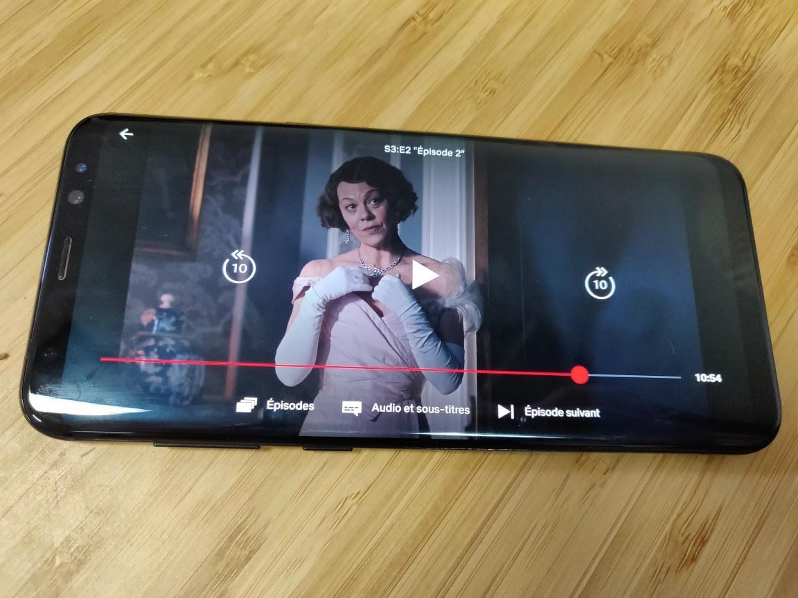 Netflix revoit son lecteur vidéo pour les utilisateurs aux gros doigts