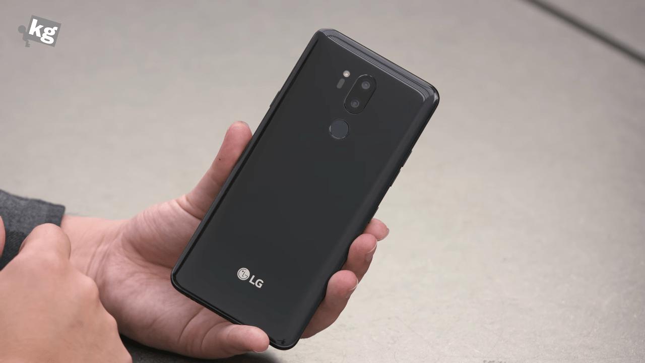 LG G7 ThinQ: un YouTuber avance un prix européen