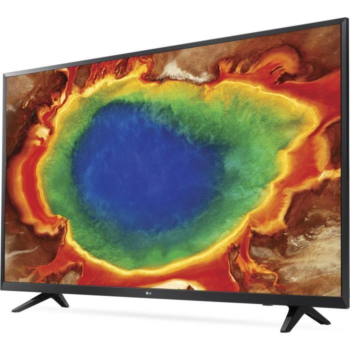🔥 Bon plan : la LG TV LED 4K et HDR de 49 pouces est disponible à partir de 399 euros