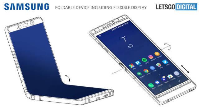 Samsung Galaxy X : un «gagnant» qui n'arriverait pas avant 2019