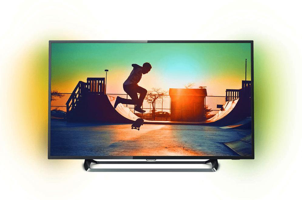 🔥 Bon plan : la TV LED Philips 50″ 4K HDR Ambilight est à 379 euros