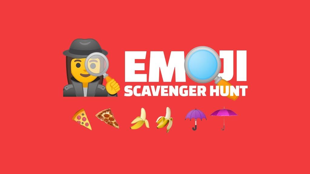 Emoji Scavenger Hunt : chassez les emojis avec ce nouveau jeu Google