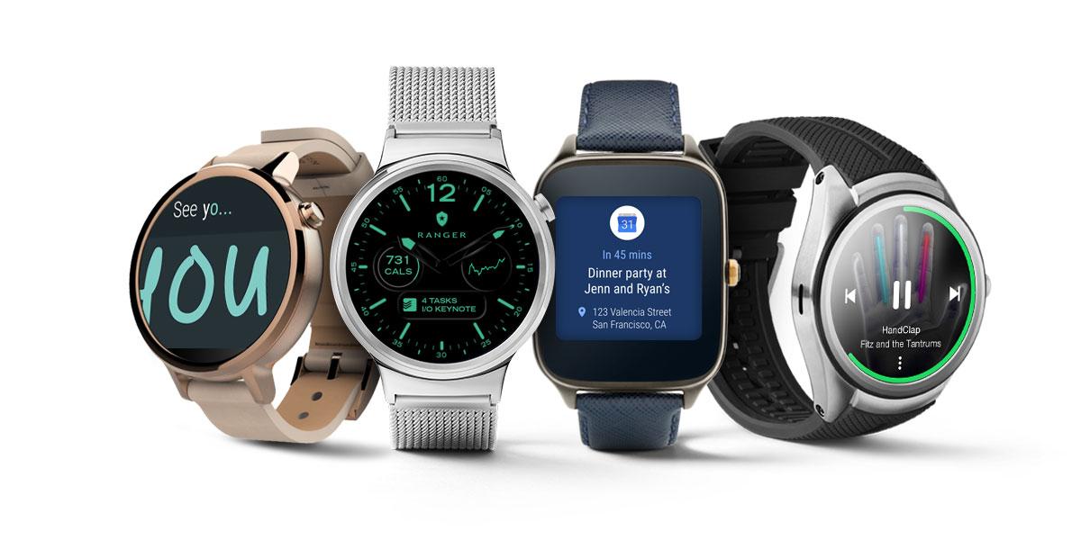 Wear OS : avec la version H, les montres connectées devraient gagner au autonomie