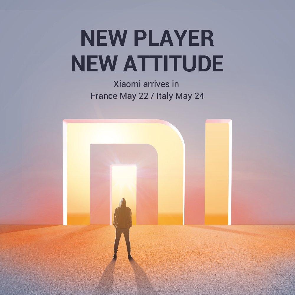 Lancement de Xiaomi en France: vous pourriez être invité à l'ouverture du magasin