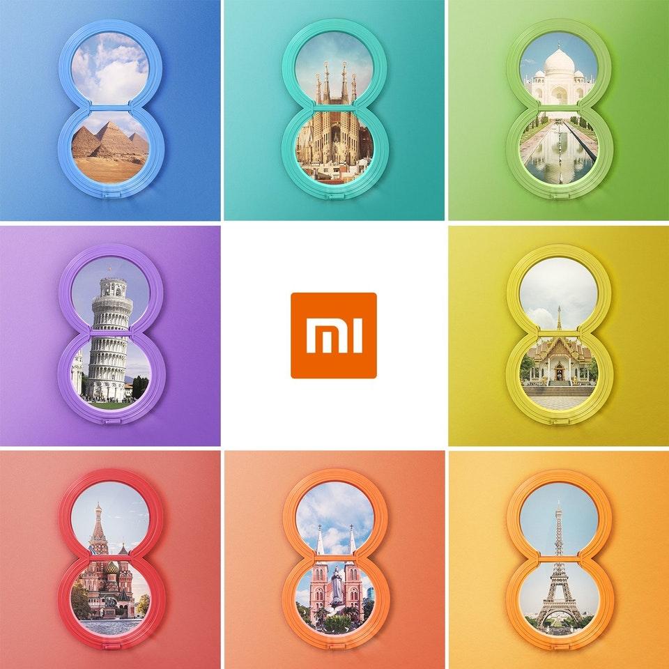 Le Xiaomi Mi 8 sera bien commercialisé officiellement en France