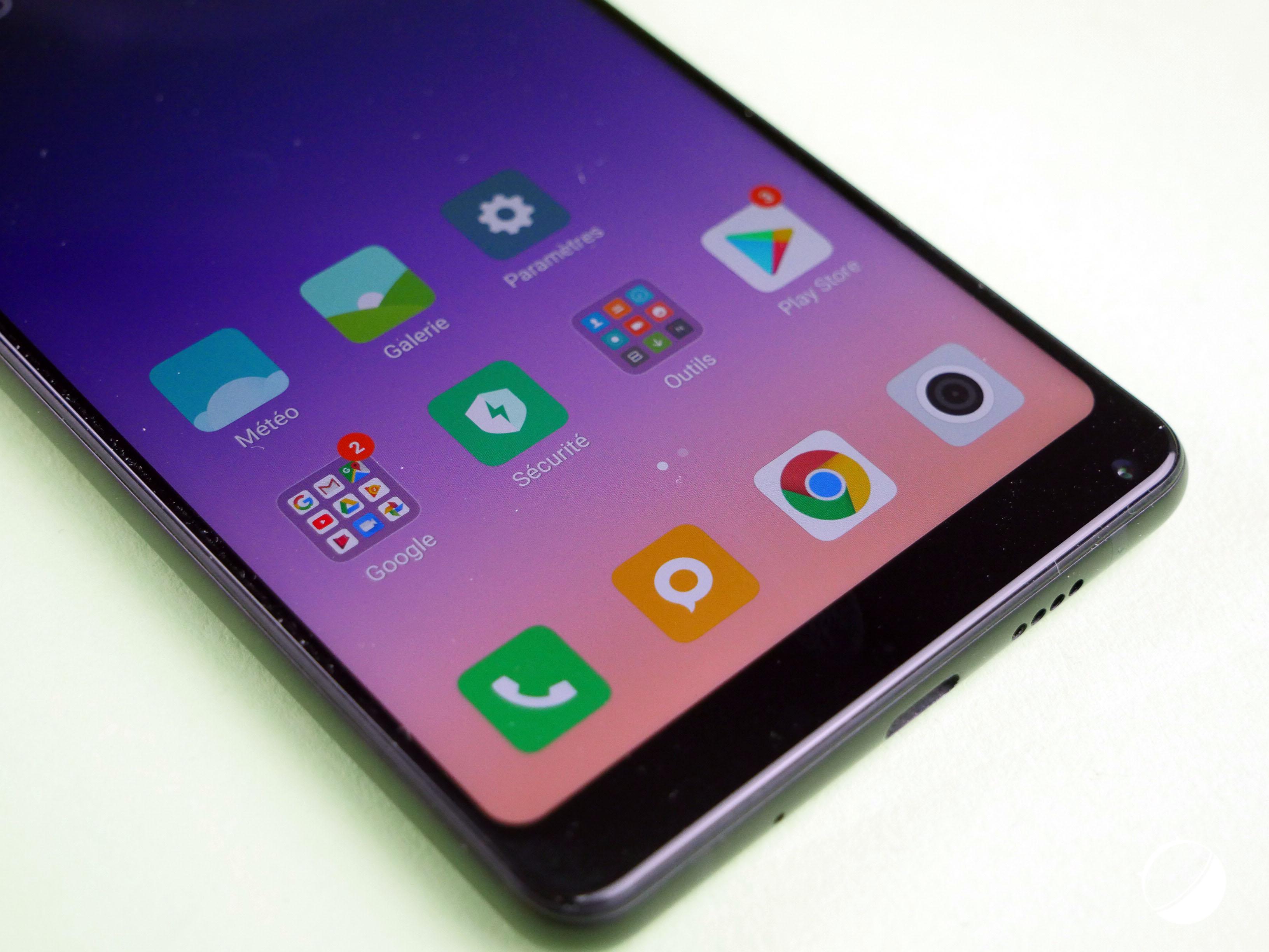 Xiaomi confirme intégrer des publicités dans MIUI