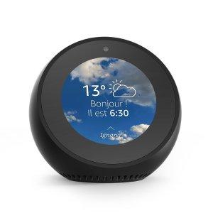 🔥 Bon plan : l'Echo Spot à 99 euros au lieu de 129,99 euros sur Amazon