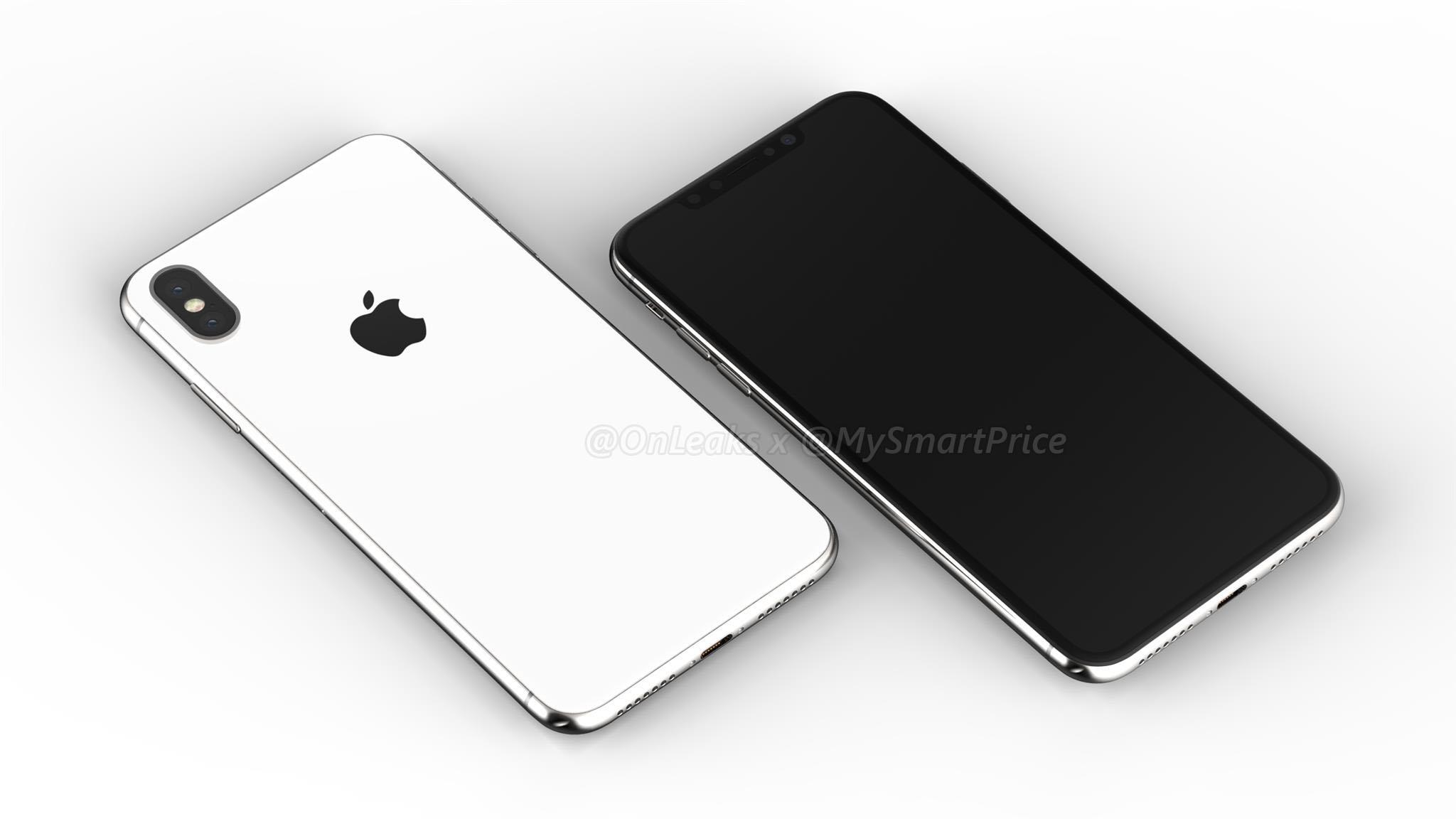 iPhone Xs et iPhone Xs Max : 512 Go de stockage en vue pour contrer le Galaxy Note 9