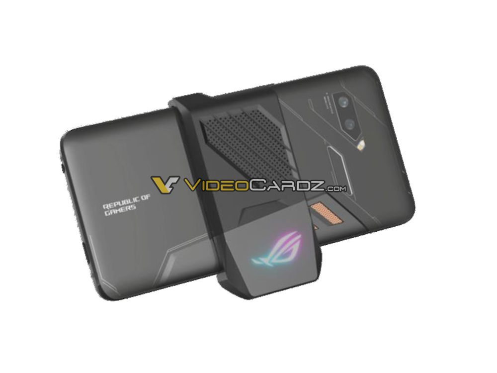 Asus ROG Phone : un premier aperçu du smartphone gamer