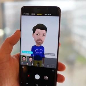 Samsung persiste et lance 18 nouveaux AR Emoji aussi gênants que les premiers
