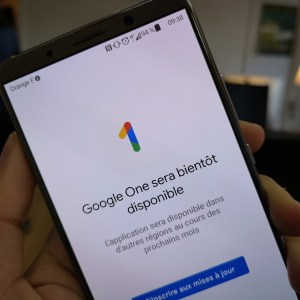 Google One : voici un aperçu de la nouvelle application de gestion du stockage sur le cloud