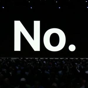 Apple ne va pas fusionner macOS et iOS, mais c'est comme si avec Mojave