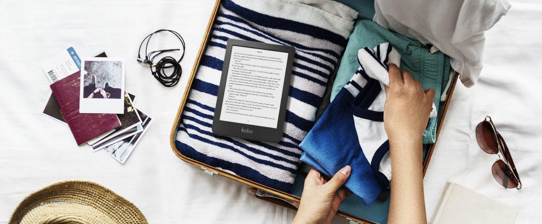 Kobo Clara HD : une nouvelle liseuse avec un écran E-Ink de 6 pouces pour 130 euros
