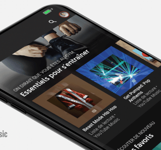 YouTube Music : les comptes gratuits peuvent enfin caster leurs playlists grâce à Google Assistant