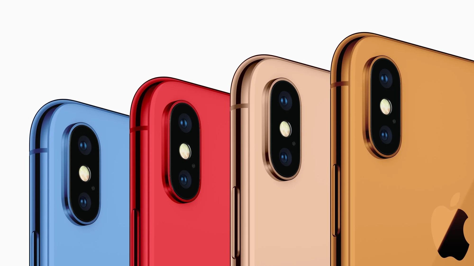 iPhone Xr : Apple révèle les 6 coloris et capacités de stockage qui seront proposés