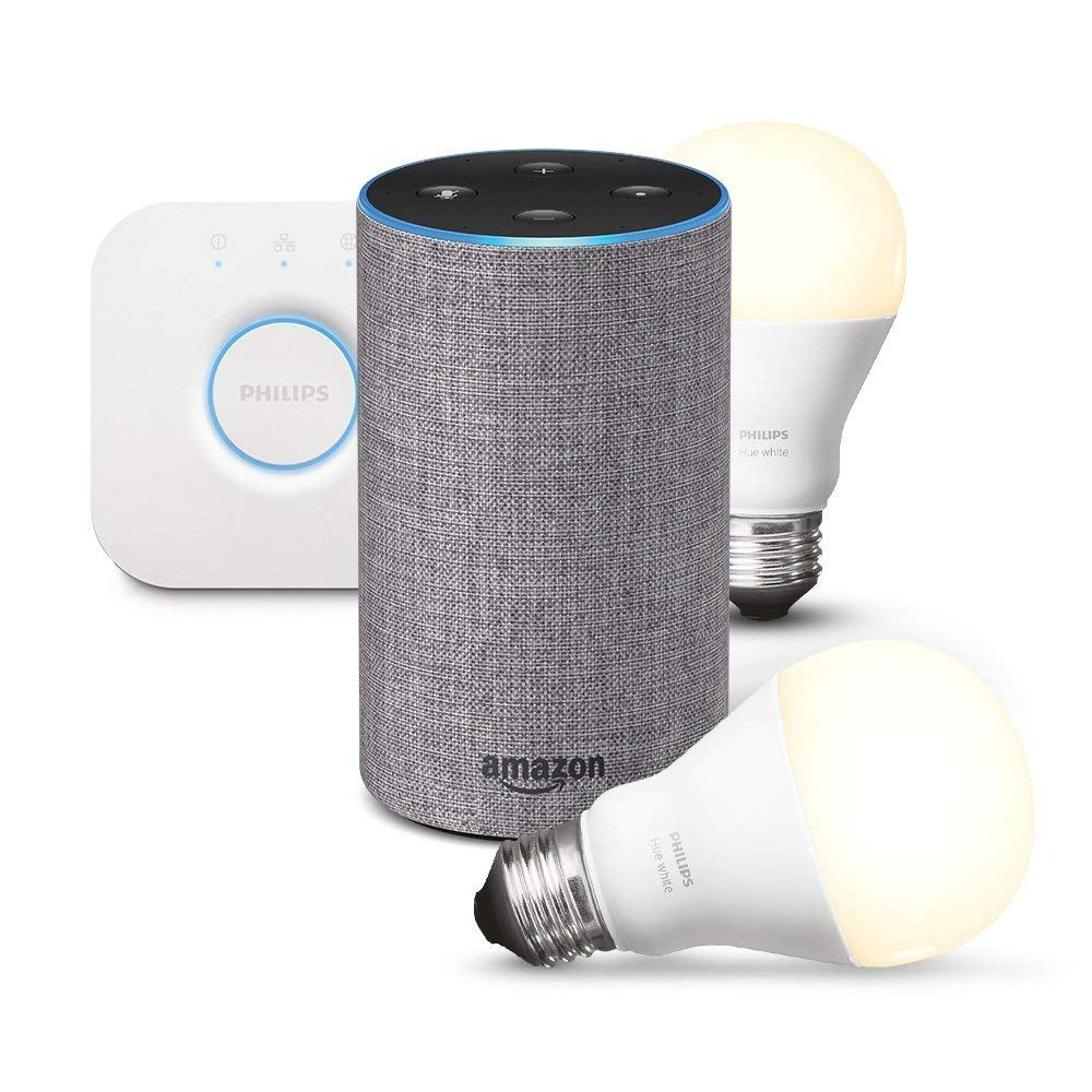 🔥 Prime Day : le bundle Amazon Echo + ampoules Philips Hue est à 90 euros au lieu de 180.