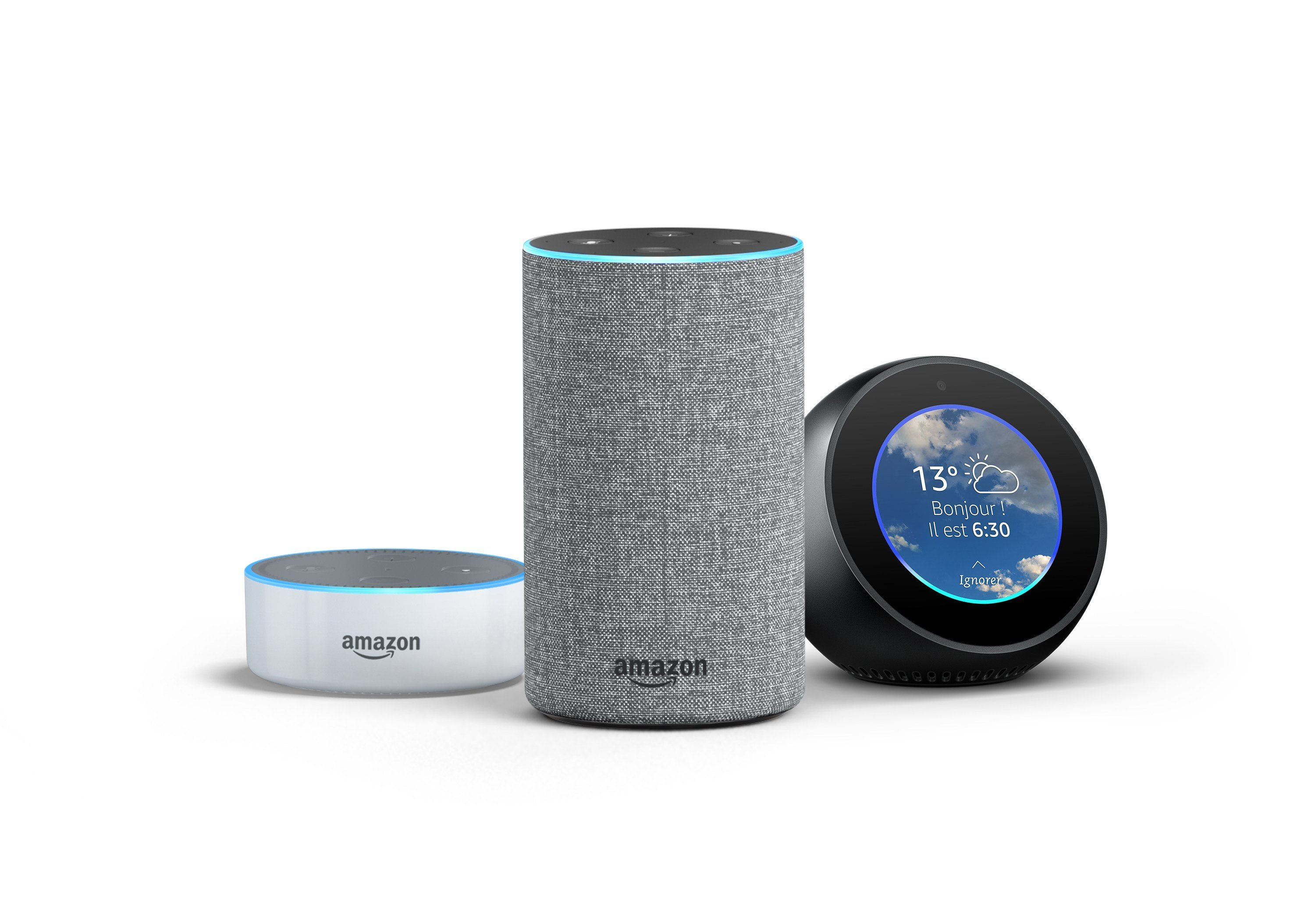 Exclu – Amazon Echo Dot 3e gen : des images du « Donut » embarquant Alexa