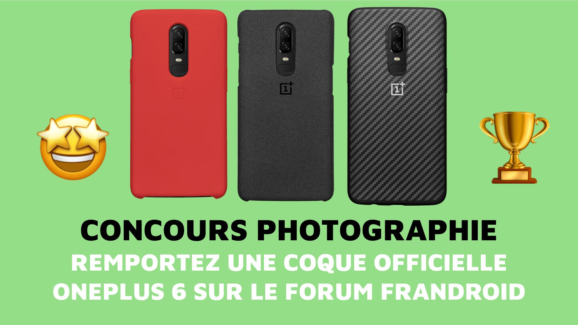 Découvrez les photos prises par les gagnants du concours OnePlus 6 sur notre forum !