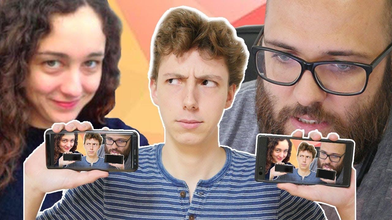 L'équipe se dévoile et fait ses pires blagues : découvrez nos smartphones en vidéo !