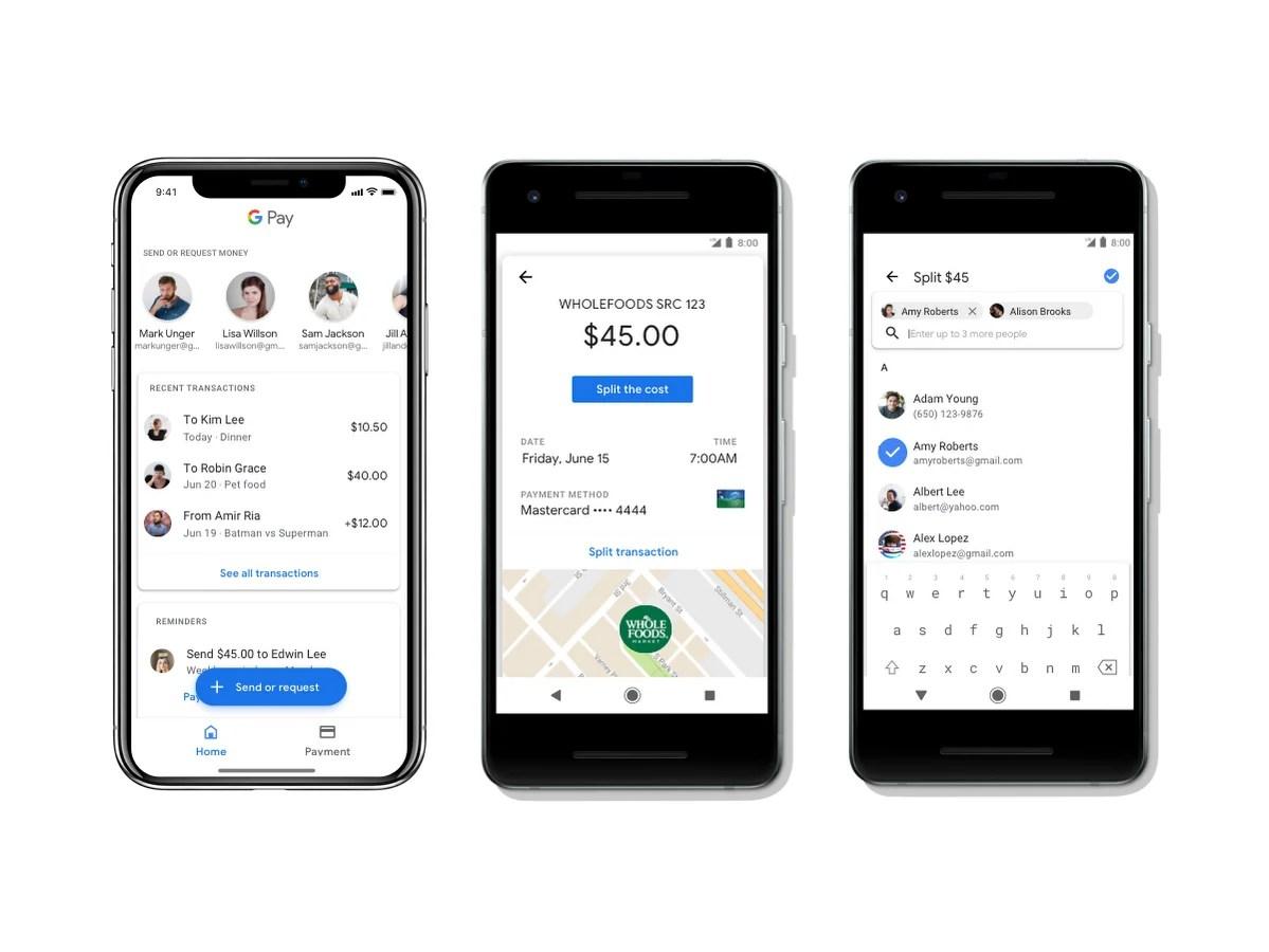 Google Pay facilite encore plus les paiements entre amis… en France on l'attend toujours
