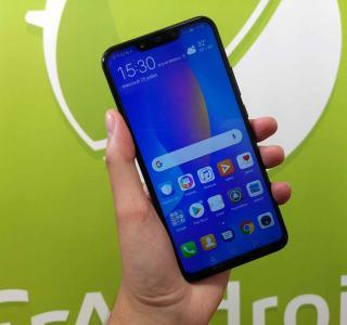 Huawei P smart+ officialisé : grand écran 6,3 pouces et Kirin 710 pour 299 euros