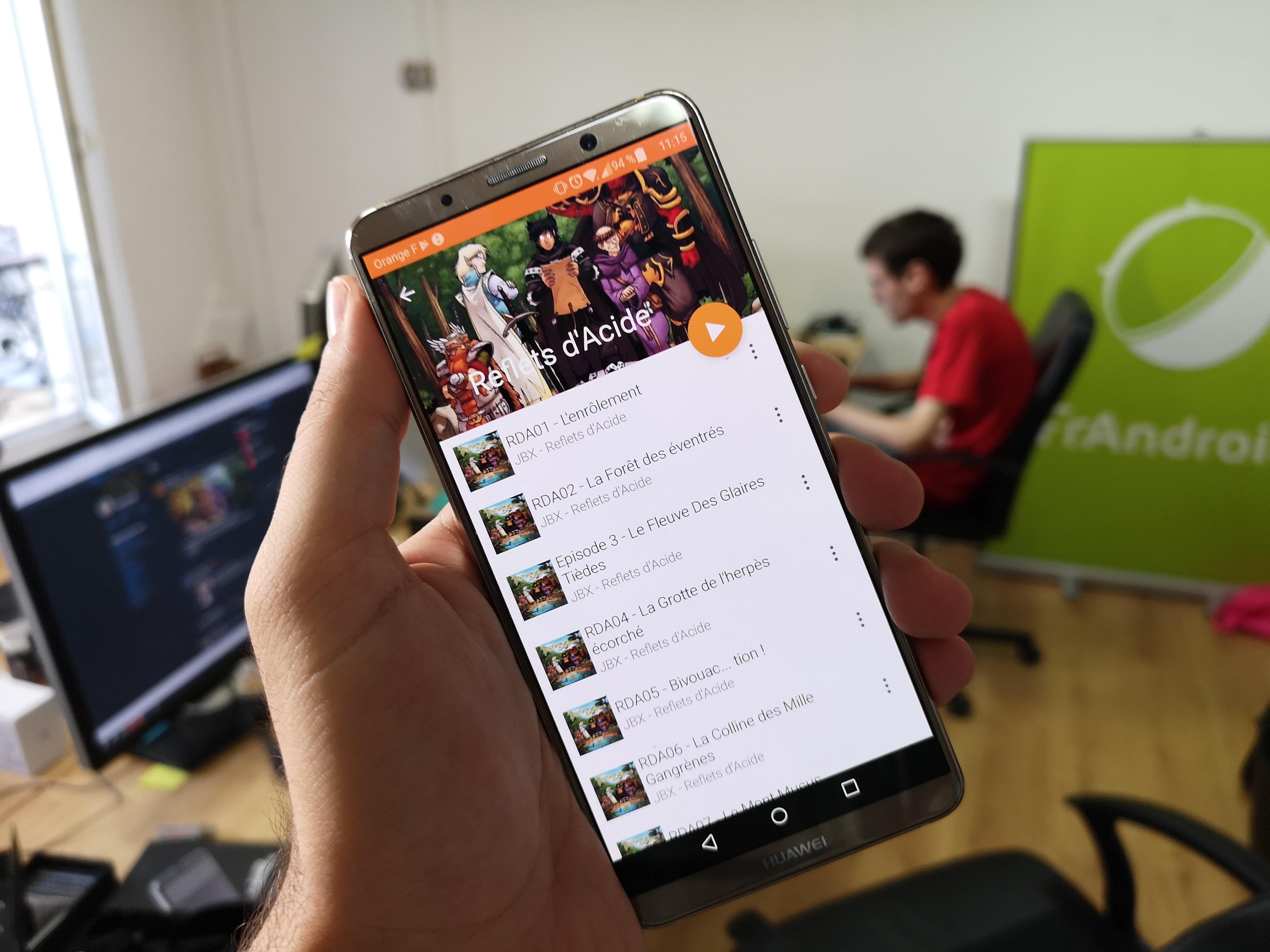 VLC s'agace contre les smartphones Huawei et bloque les téléchargements sur le Play Store