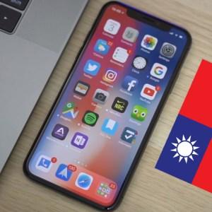 Écrire « Taiwan » faisait planter certains iPhone… et c'est un peu de la faute de la Chine