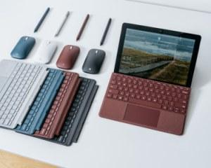 Surface Go : Microsoft dévoile la plus compacte et la moins chère des tablettes Surface