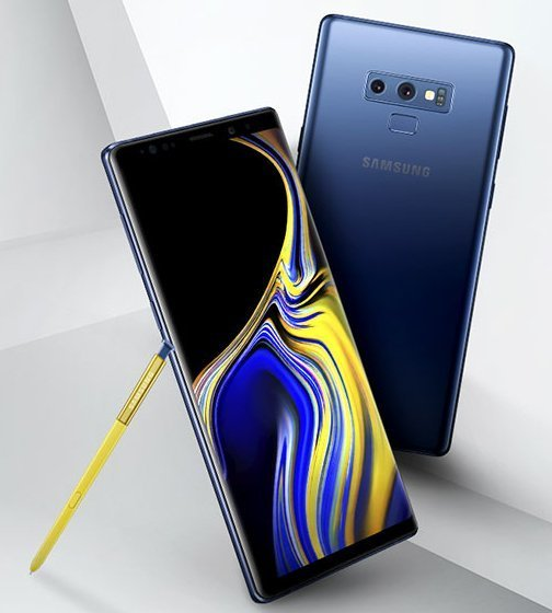 Tech'spresso : Samsung Galaxy Note 9, Honor Note 10 et Kirin 980