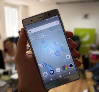 Sony Xperia XZ2 Premium : nos photos du 1er smartphone de la marque à double capteur photo