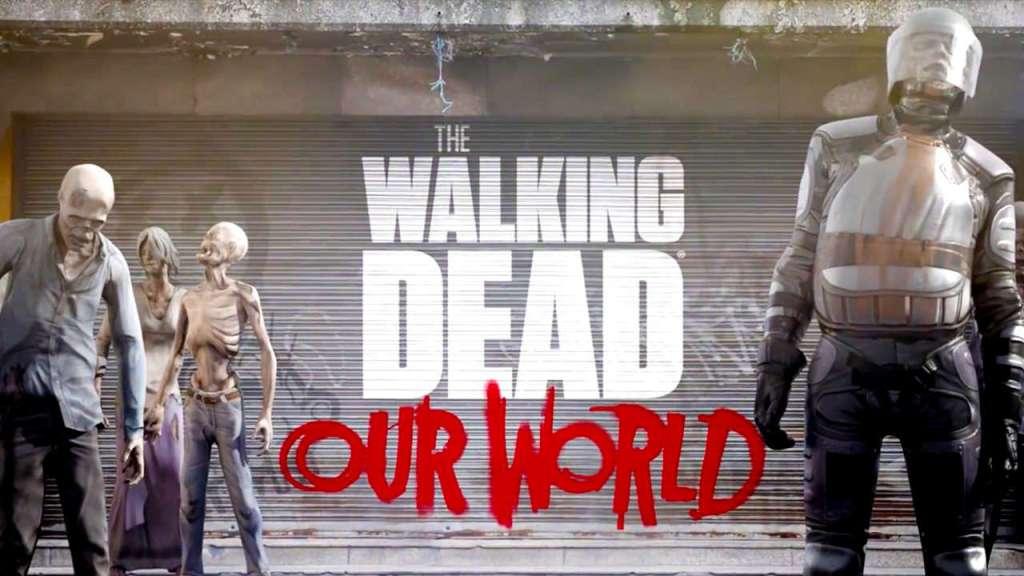 The Walking Dead Our World débarque bientôt sur Android et iOS : Pokémon Go avec des zombies