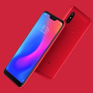 Le Xiaomi Mi A2 Lite dénichable en Chine : voici son design à encoche et ses caractéristiques