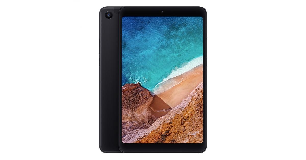 Xiaomi Mi Pad 4 disponible dès 154 euros, une tablette de 8 pouces très complète