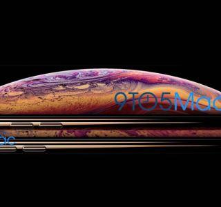 iPhone Xs : téléchargez le fond d'écran de la fuite d'Apple
